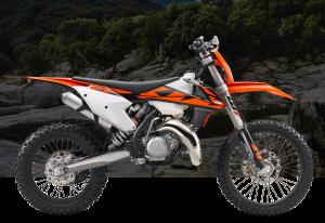 KTM 125 XC-W 2018